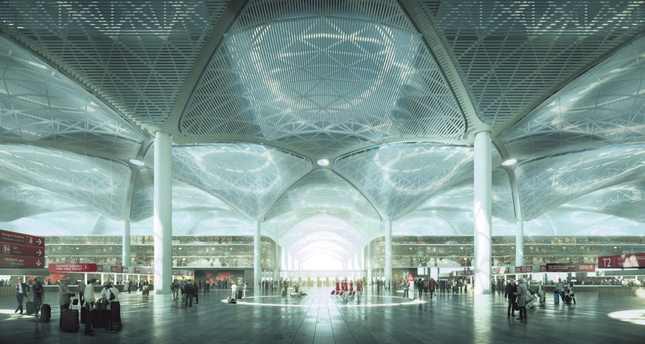 Russian Sberbank to provide loan for Istanbul's third airport