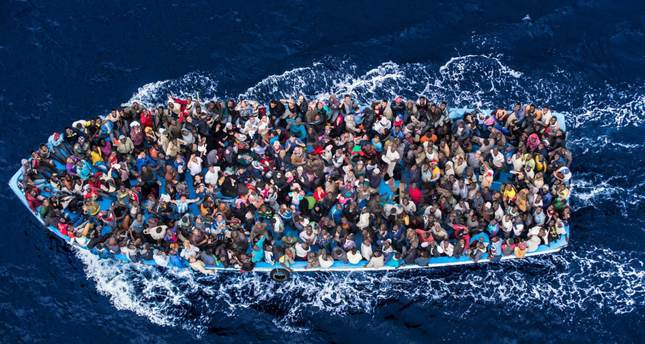 HRW calls on EU to focus on human rights in response to migrant crisis