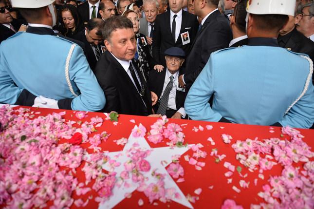 Brother Şevket Demirel is seen in this picture taken by Anadolu Agency