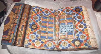 Museum of Turkish and Islamic Art has unique handwritten Quranic manuscripts