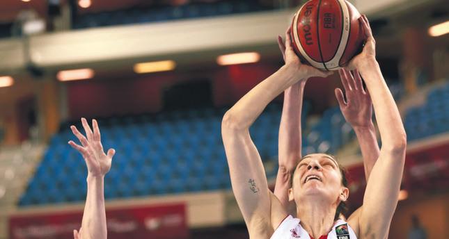 Turkey advances to quarter-finals in women's Eurobasket 2015