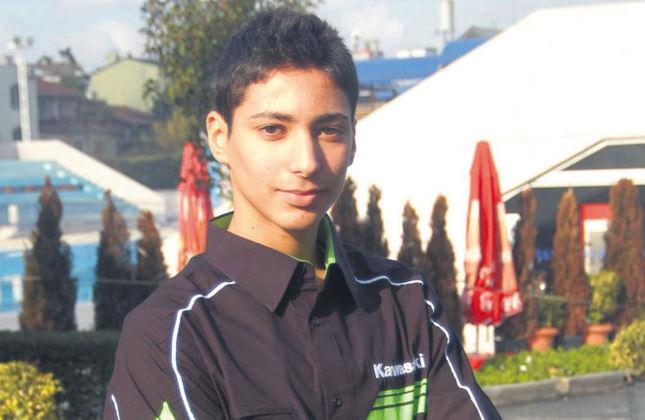 Turkish teen wins European Superstock 600 title