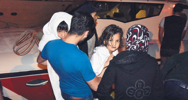 A boy and a girl were among the survivors of yesterday's sinking while another young girl was found after five hours in the freezing water underneath the capsized boat.