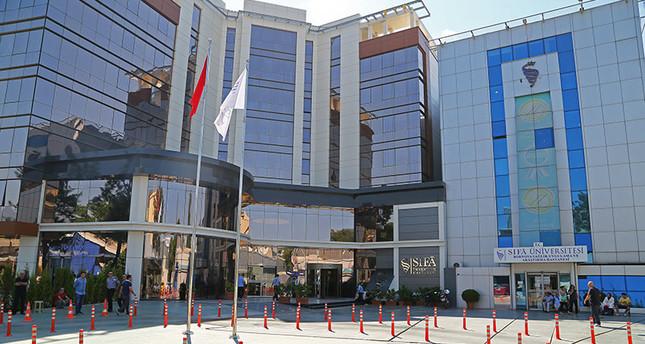 Şifa Hospital and University complex in the Aegean city of İzmir (AA Photo)