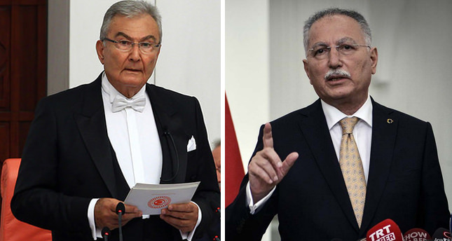 Turkey's opposition parties CHP, MHP announce their parliament speaker candidates