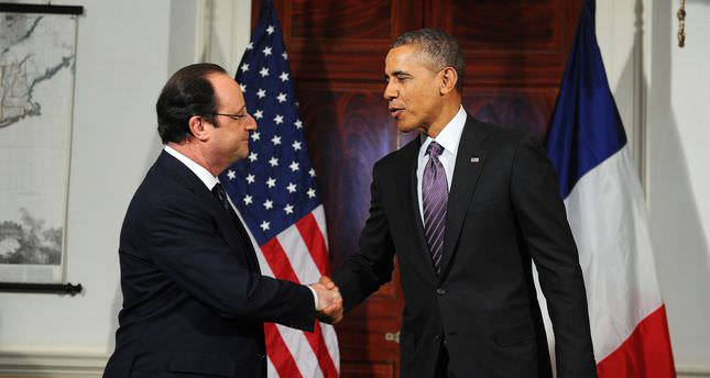 Obama assures Hollande US no longer spying on France