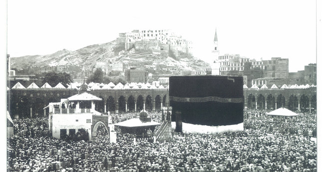 Old photos of Mecca and Medina exhibited in Malaysia