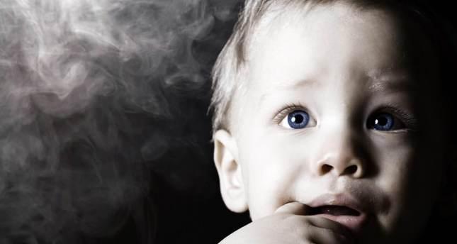 Study: Tobacco smoke raises obesity risk in children