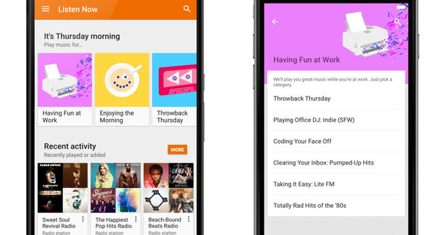 Google launches free music service