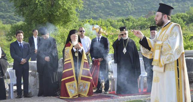Saint Johannes ceremony to be held in İzmir