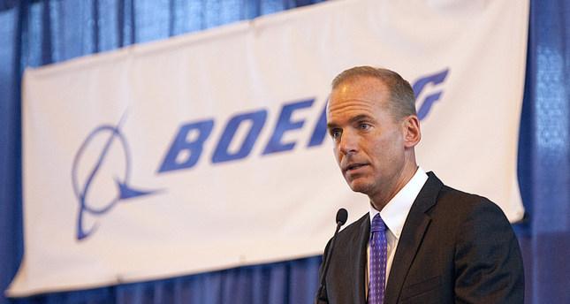 Boeing names Muilenburg as new CEO