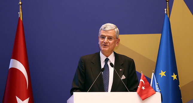 EU Minister Bozkır AK Party's potential parliament speaker candidate