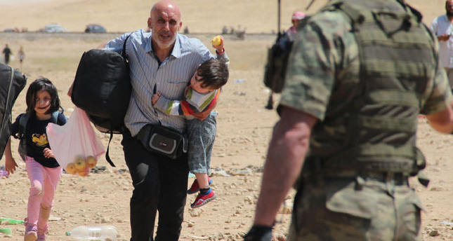 UN: Unjust to leave Turkey alone to deal with refugees