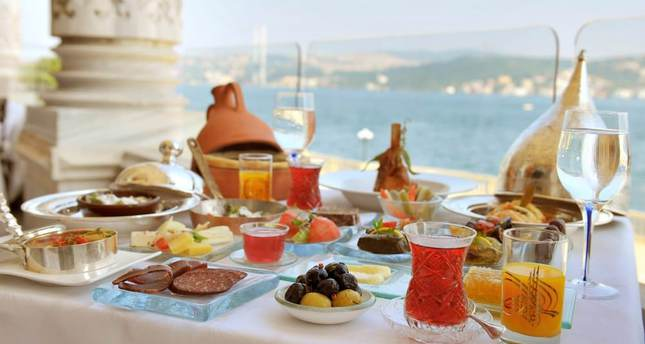 Istanbul's hotels offer five-star Ramadan menus