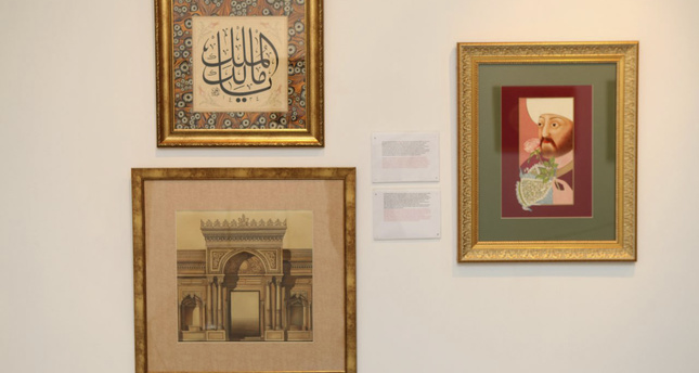Collective artwork from many countries exhibited in Istanbul