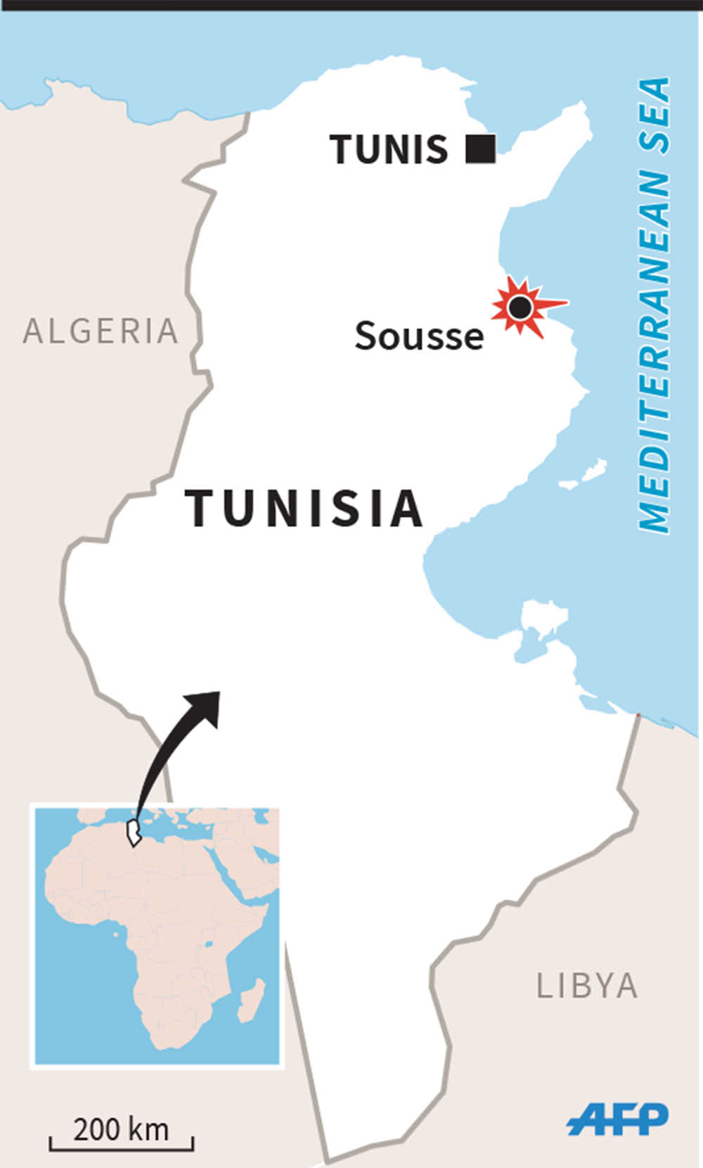 Sousse is one of Tunisia's top tourist destinations