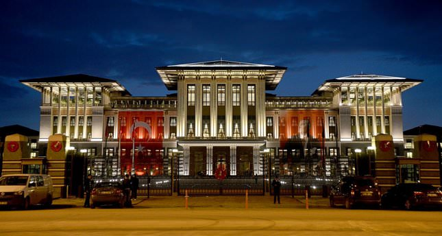 Presidential Palace not situated on protected land: Turkish Council of State