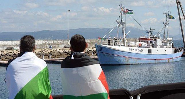 Freedom Flotilla III set to sail towards Gaza