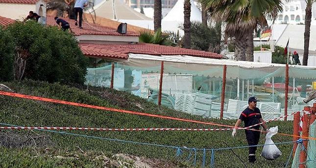 Gunmen kills at least 37 in hotel attack on Tunisia's Sousse
