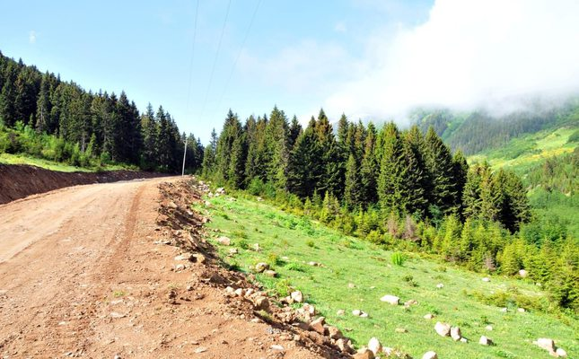 Green road to connect all Black Sea plateaus