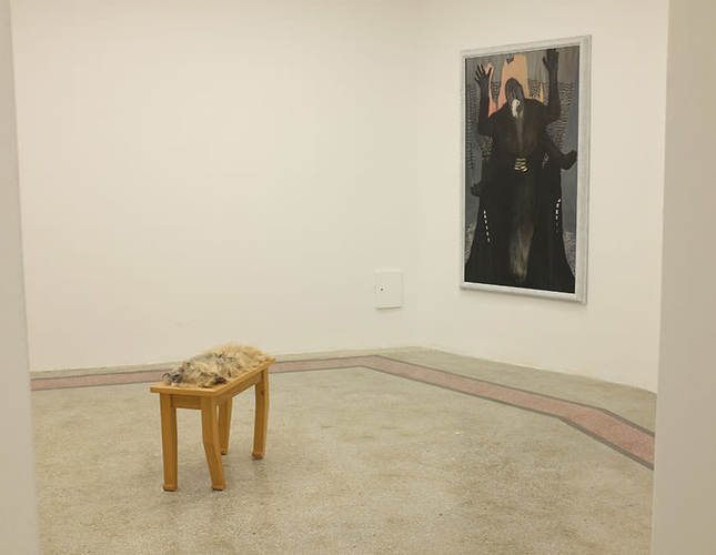 Works from Young Artists Biennial exhibited at Kasa Gallery
