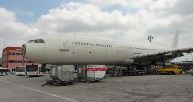 Airbus A340 on sale for 'decorative purposes'