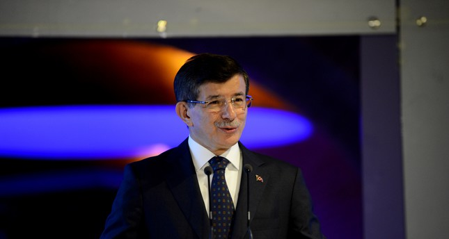 Turkey ready for 'any contingency' by ISIS or YPG on border with Syria: PM Davutoğlu