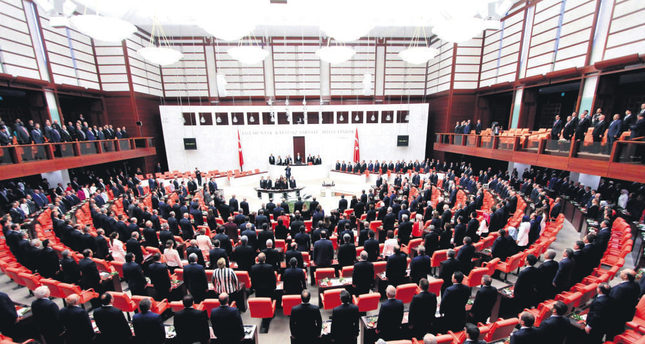 Deputies start voting to elect Turkey's Parliament Speaker ahead of coalition talks