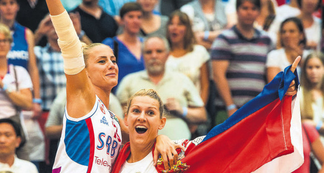 Serbian women seal Olympic berth with European crown