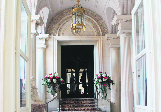 Hotel de Monaco witness of Ottoman-Polish relations