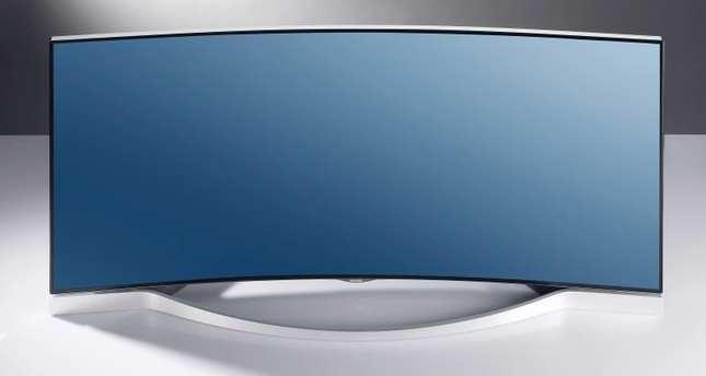 Vestel 4K 3-D Curved LED TV