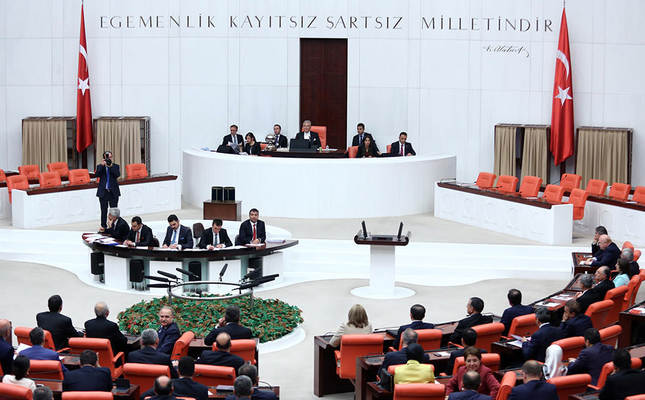 AK Party's Yılmaz leads first, second rounds of Parliament Speaker Elections, no candidate receives enough votes