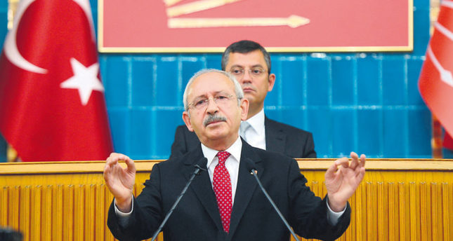 AK Party-CHP coalition gov't becoming more likely