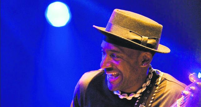 Istanbul Jazz Fest hosts Marcus Miller