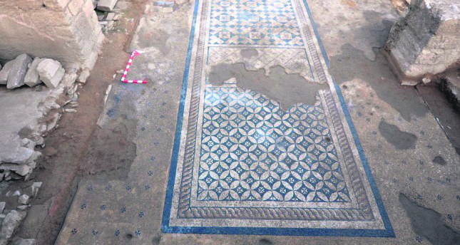 Excavation in ancient city keeps on giving