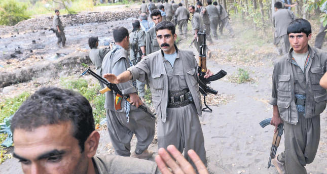 KRG tells PKK to vacate Qandil Mountains, abide by reconciliation