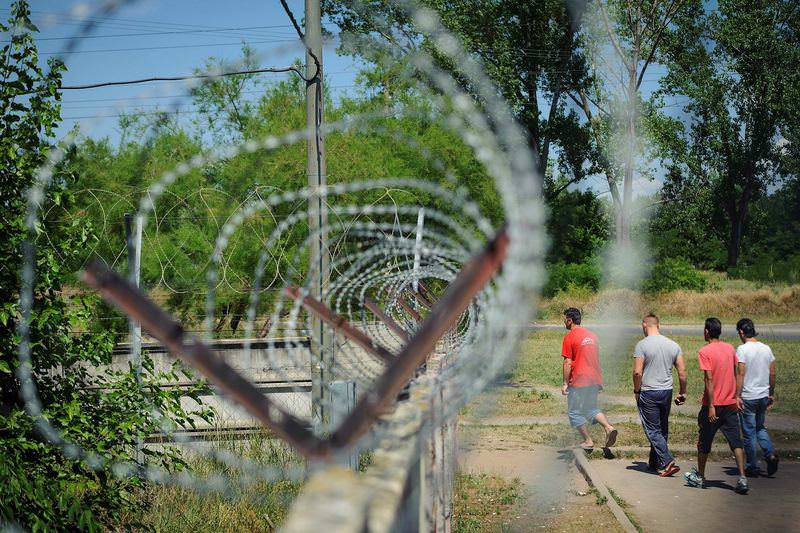 Hungarian government will build bigger fences to prevent migrants from entering illegally.