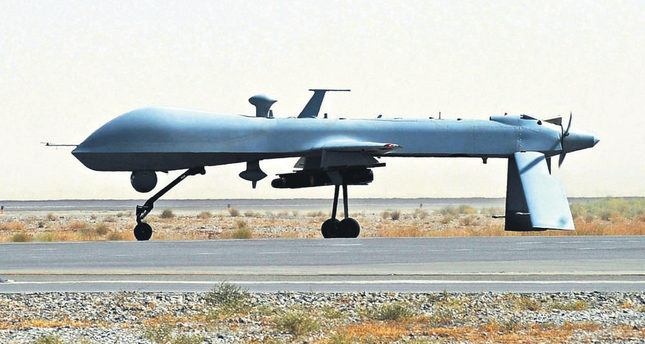 Deployment of armed drones to İncirlik Air Base nothing new, sources say