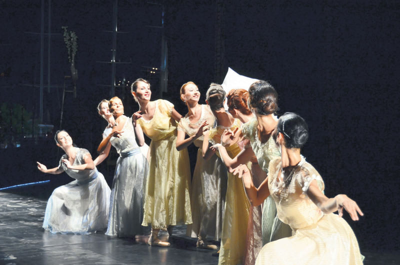 A scene from last year's Bodrum International Ballet Festival during which featured an exclusive selection of ballet performances as well as debut shows.