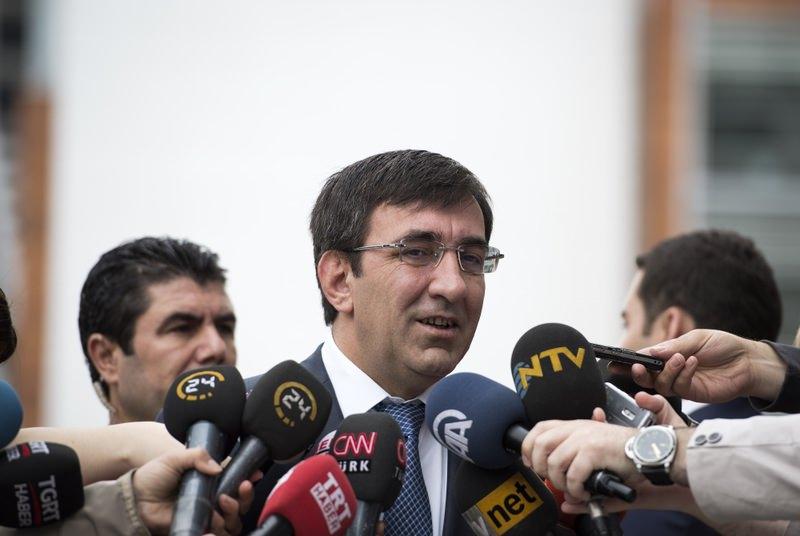 Development Minister Cevdet Yu0131lmaz