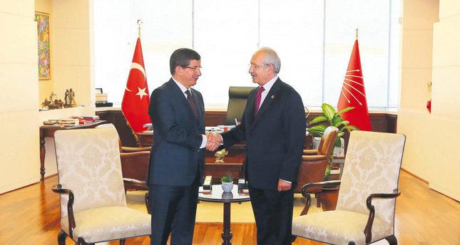 While coalition talks continue, snap elections still on Ankara's agenda