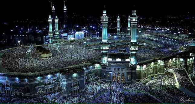 2 million Muslims perform prayers around Kaaba, Mecca on