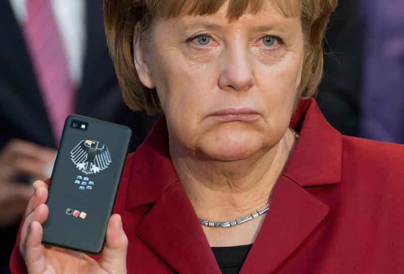 German Chancellor Angela Merkel (EPA Photo)