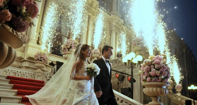 Çırağan Palace Kempinski Offers Newlyweds The Magnificence Of An Ottoman As Well Warmth