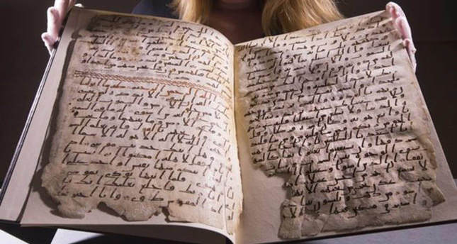 Oldest Quran still a matter of controversy