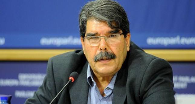 Democratic Union Party PYD Co-Chair Salih Muslim
