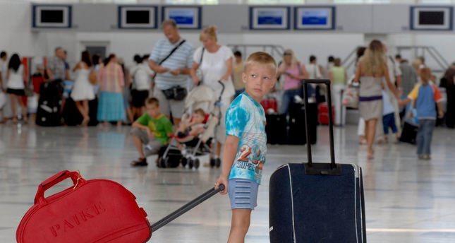 4.9 pct less tourists in Turkey in June