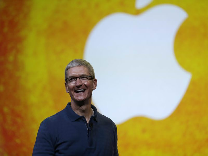 Apple CEO Tim Cook is said to have visited BMW's headquarters last year and other executives toured the company's Leipzig plant.