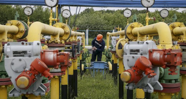 Turkey waiting for Russia to sign natural gas discount deal