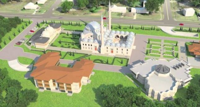 President Erdoğan to open world's largest Islamic-Ottoman social complex in US
